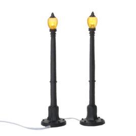 Globe Street Lamps