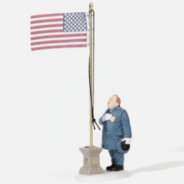 Raising the Flag in the City $15.00 SALE $10.00