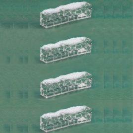 Acrylic Ice Ledges