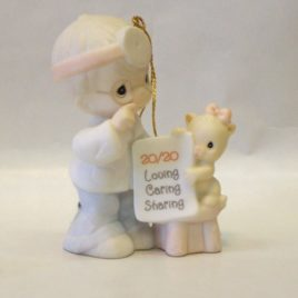 20 Years & the Visions Still the Same-Ornament $20.00 SALE $10.0