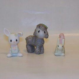 Bunny/Lamb/Turtle $15.00 SALE $8.00