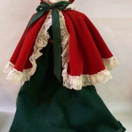 Christmas Doll  $200.00  SALE $100.00