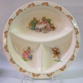 Bunnykins Plate  $44.00  SALE $34.95