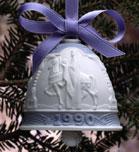 1990 Christmas Bell