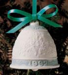 1992 Christmas Bell