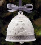 1995 Christmas Bell