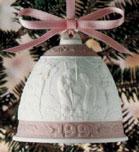 1991 Christmas Bell