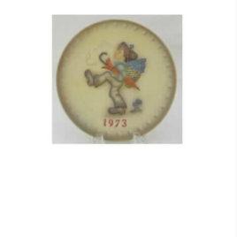 1973 Hummel Plate $200.00  SALE $29.95