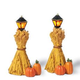 Corn Stalk Lanterns