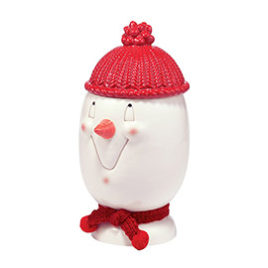 Snowpinion Snowman Canister