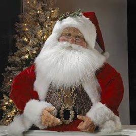 Table Top Santa