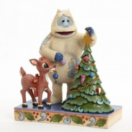 Bumble and Rudolph