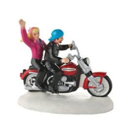 Always fun on a Harley