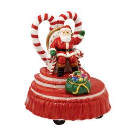 Brite Lites Parade Santas Float