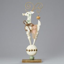 Reindeer with Bell