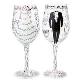 Bride and Groom set