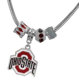 Ohio State MVP 2 Charm Bracelet