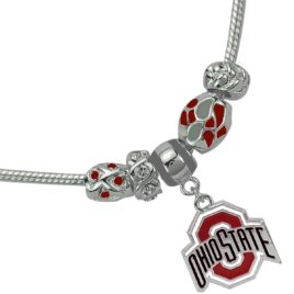 Ohio State AA Charm Bracelet – Blake