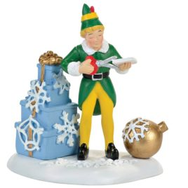 Buddy's Christmas Decorations
