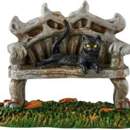 BLACK CAT BENCH