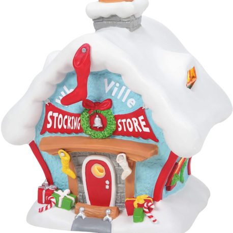 WHO-VILLE STOCKING STORE